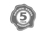 Prodloužená záruka 5 let - Honda.